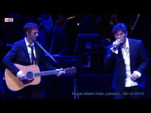 a-ha live - Hunting High and Low  (HD), Royal Albert Hall, London 08-10-2010