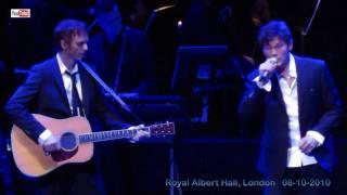 a-ha live - Hunting High and Low  (HD), Royal Albert Hall, London 08-10-2010
