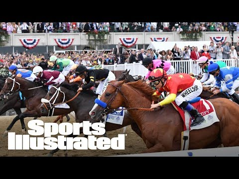 Losing Owner Calls For Investigation Into Tactics Used At Belmont   SI WIRE   Sports Illustrated
