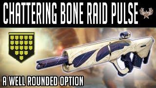 Chattering Bone Raid Pulse (45 opp defeated/we ran) Live Gameplay