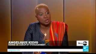 Angélique Kidjo : la voix des africaines