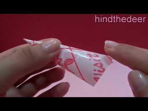طريقة صنع طربوش الحنة - طريقة سهلة جداً وبسيطة - HIND DEER
