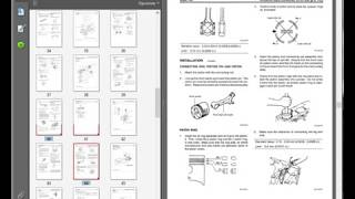 hyundai h1 - service manual - wiring diagram - body repair - youtube  youtube