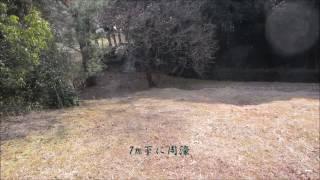 佐紀瓢箪山古墳 3(中期)(佐紀古墳群)(奈良県)Sakihyoutanyama Tumulus 3