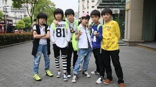 2015.4.24 龙拳小子 日记 Dragon Boys Diary : Episode 1《梦想 Dream》