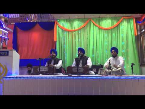Bhai Satvinder Singh, Harvinder Singh (Delhi Waale) - Day 5 - Kirtan - GNG Sedgley St