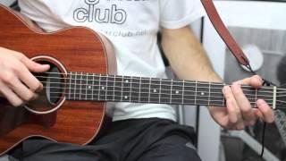 ► Heart Upon My Sleeve - Avicii - Guitar Lesson ✎ FREE TAB