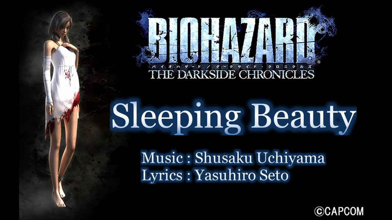 スリーピング ビューティー 歌詞 Sleeping Beauty