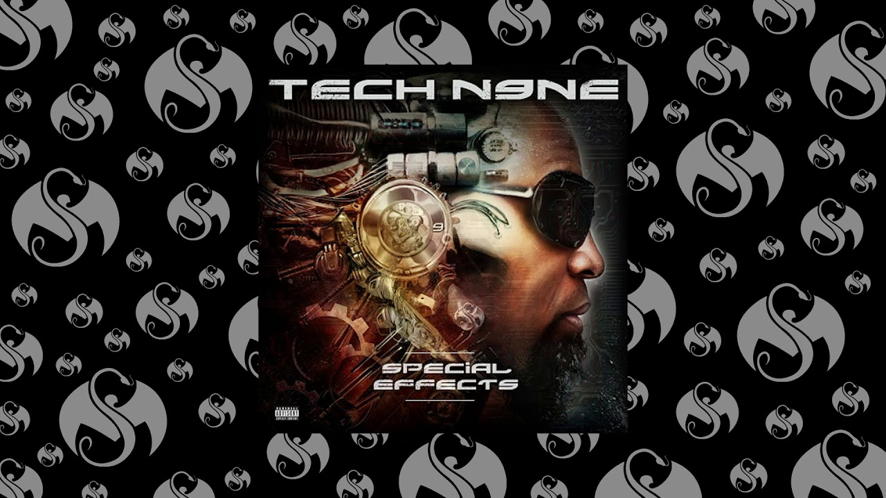 Tech N9ne Worldly Angel Official Audio