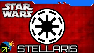 Stellaris - Star Wars Mod - The Galactic Republic - Cinematic Story Campaign