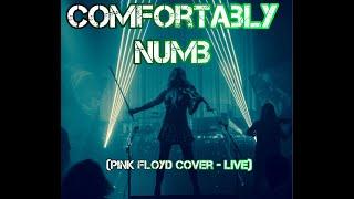 Comfortably Numb- Live in Las Vegas- Femmes of Rock ft. Bella Electric Strings