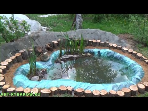 How to Build a Garden Pond (DIY Project) FULL VIDEO!