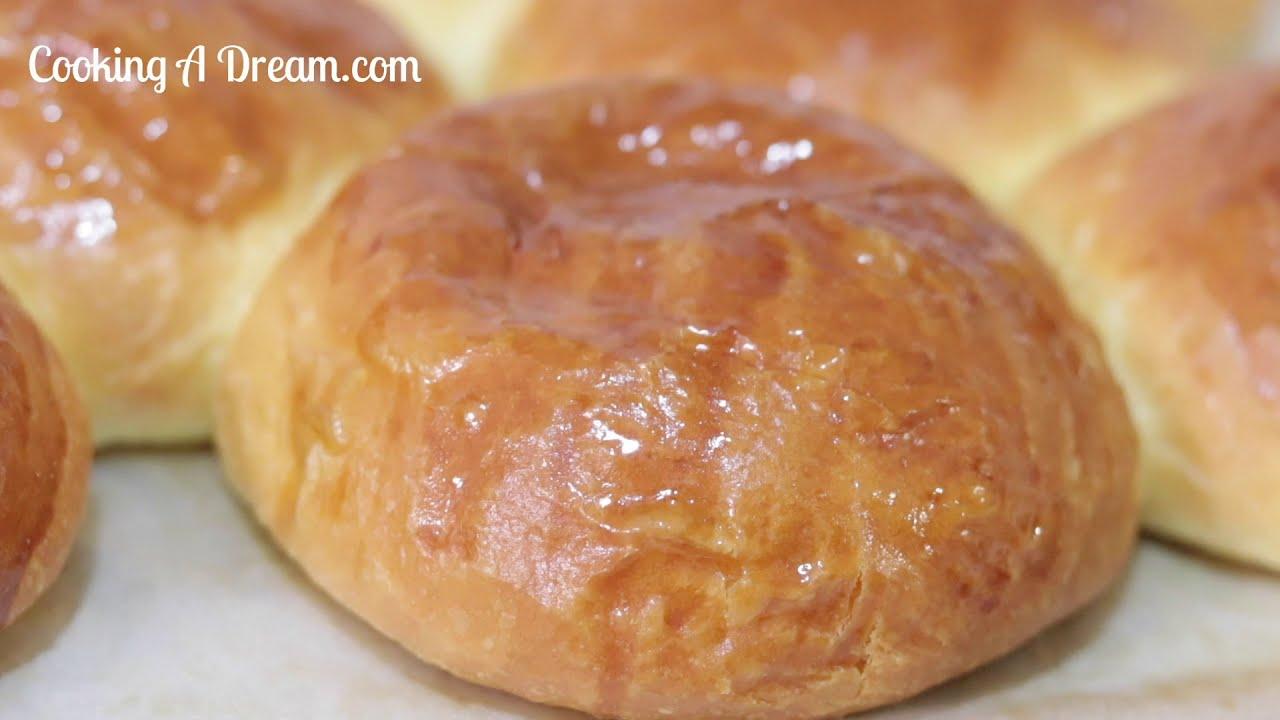 Best Brioche Recipe Ever/ How To Make Brioche Bread/ Buns--Cooking A Dream