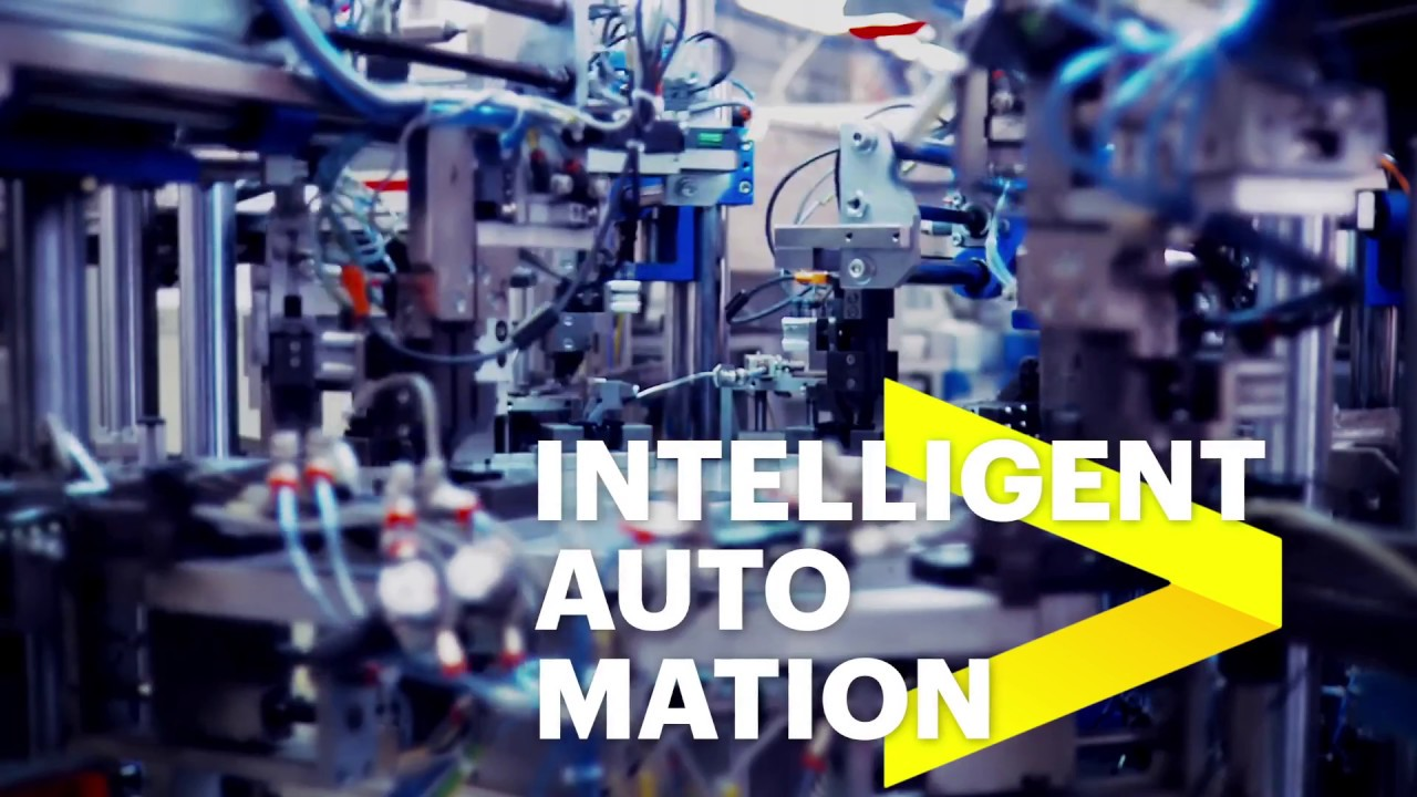 Accenture Intelligent Automation Innovation