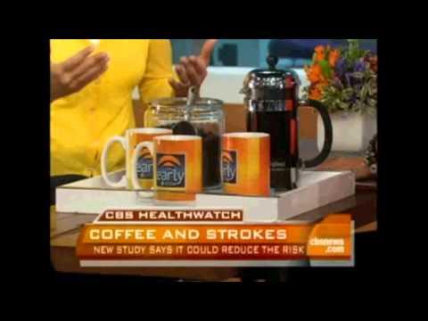 Coffee -Stroke and diabetes (Ganoderma)