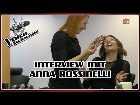The Voice of Switzerland 2020: Masken-Talk mit Anna Rossinelli