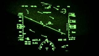 737 HUD Basic Manuevers