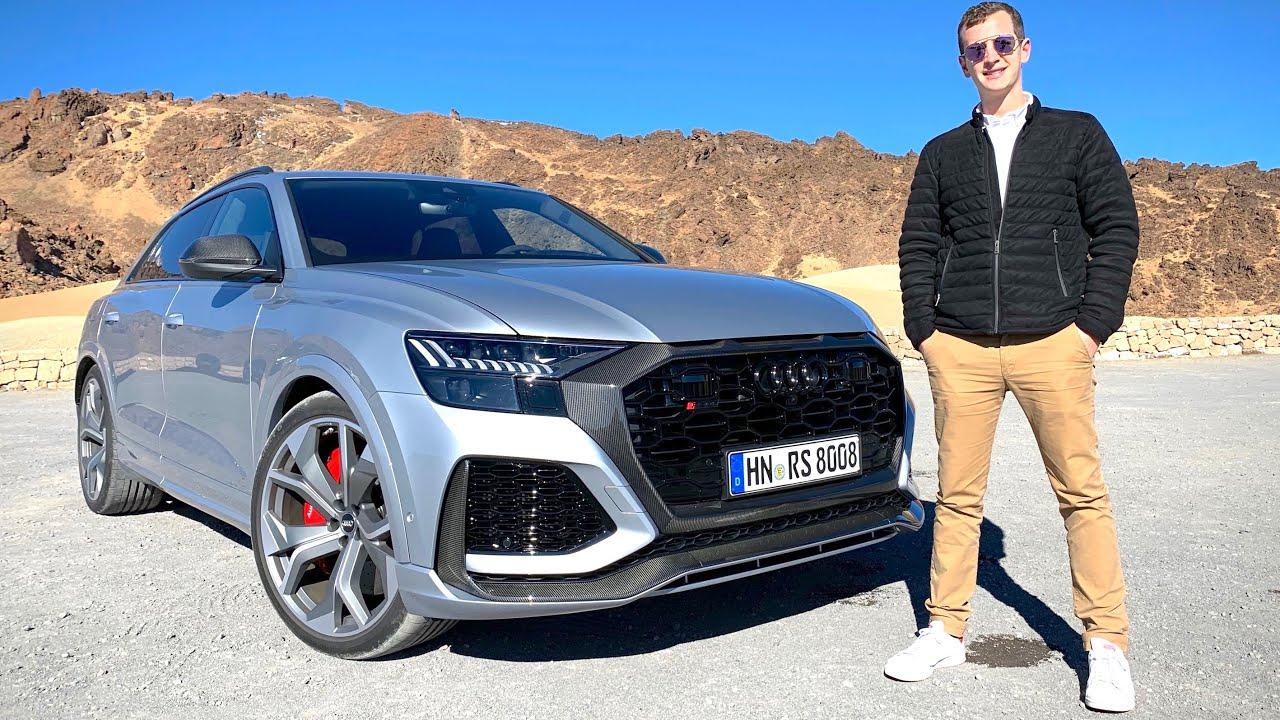Essai Audi Rs Q8 2020 Mieux Qu Une Lamborghini Urus Youtube