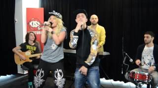 Delia feat. UDDI - Ipotecat LIVE @KISS FM