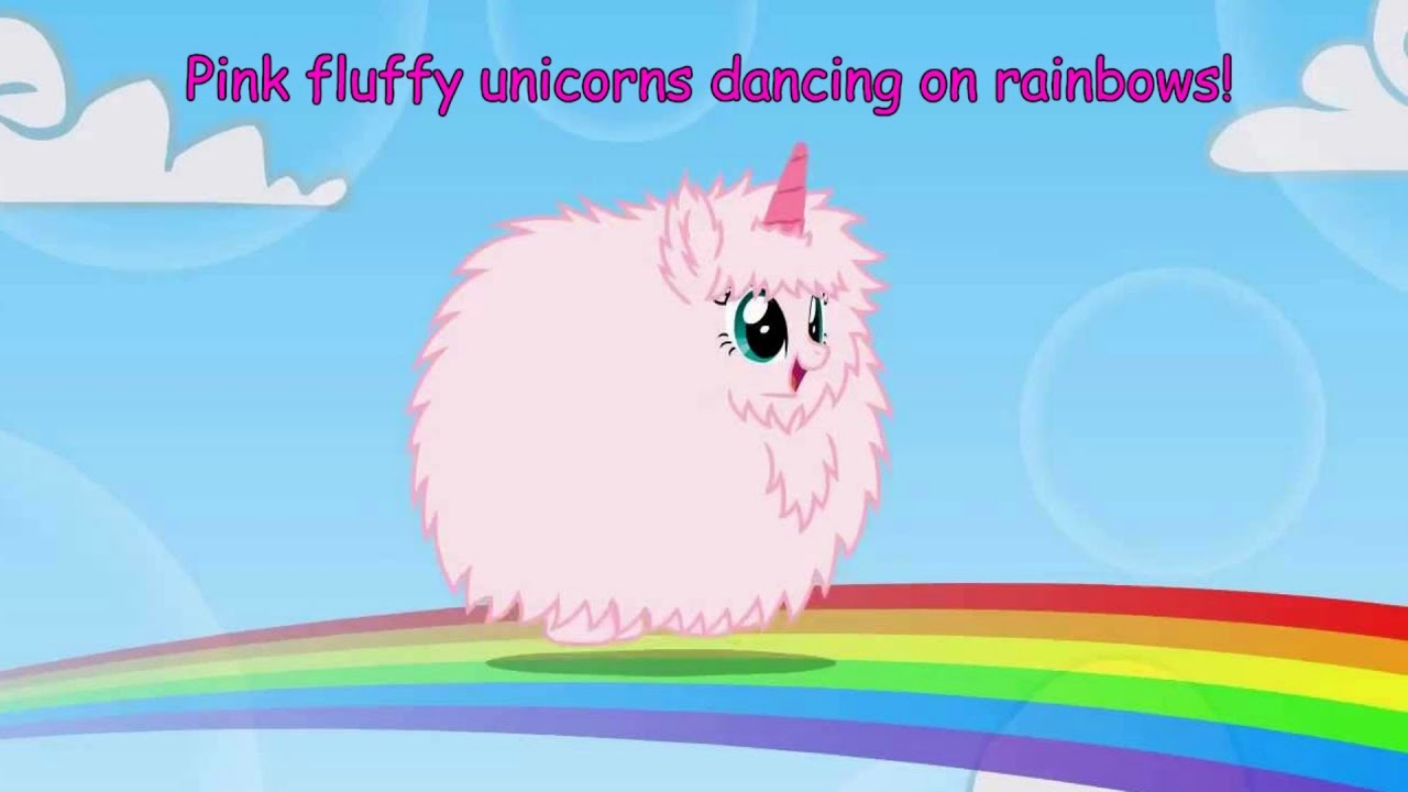 Pink Fluffy Unicorns Dancing On Rainbows Ringtone Downloads Youtube