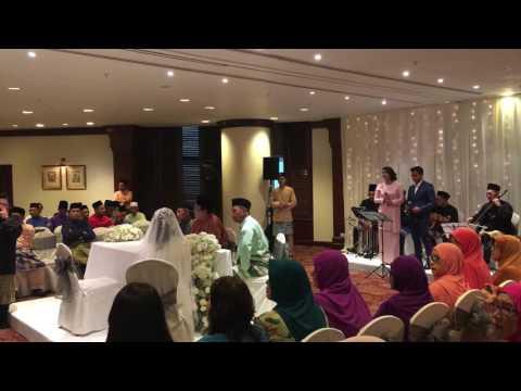 Alif Satar & Marsha Milan - Ku Pinang Mu Dengan Bismillah