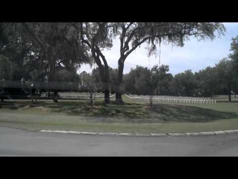 Florida National Cemetery, Bushnell