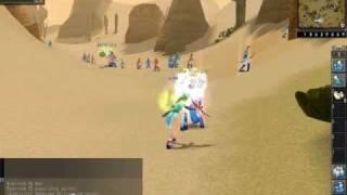 Titan Online Desert Battle
