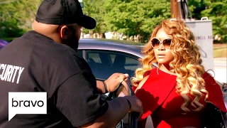 Married to Medicine: Quad's Security Kicks Mariah Out (Season 4, Episode 7) | Bravo