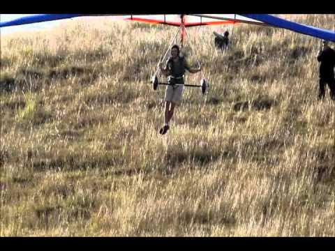 Hang Glider Training Australia Day 5