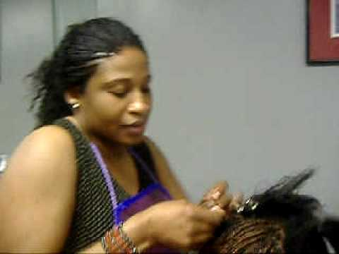 Akome African Hair Braiding - Columbia SC - YouTube