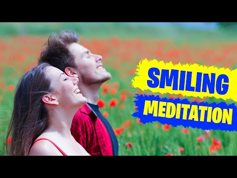 Smiling Meditation - Guided - Dr Itai Ivtzan