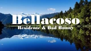 Residente & Bad Bunny - Bellacoso (Letra)