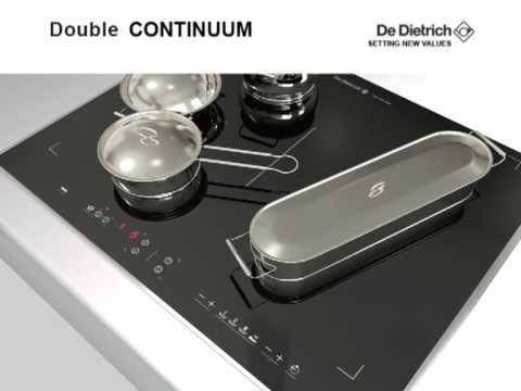 de dietrich double continuum youtube. Black Bedroom Furniture Sets. Home Design Ideas