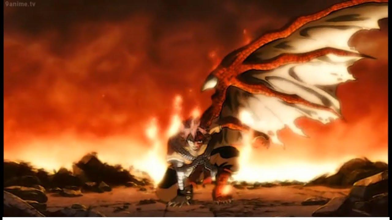 Fairy Tail Dragon Cry Natsu Vs Animus Full Fight Hd Youtube