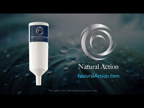 Here Is How It Works - Natural Action Structured Water Units