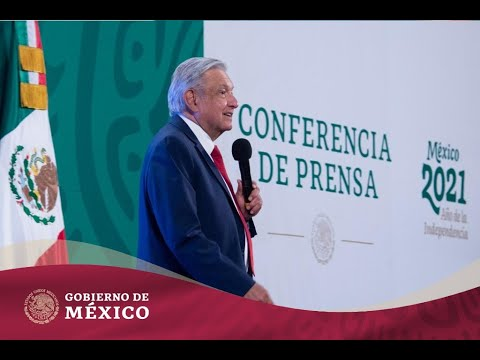 #ConferenciaPresidente   Jueves 21 de enero de 2021