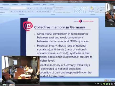 ICAR Holocaust Education And Historical Culture In Germany.