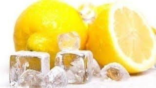 Замороженный Лимон.Ароматная приправа.Супер средство от кашля.