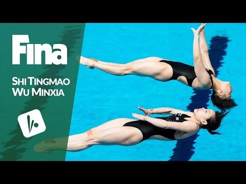 Wu Minxia & Shi Tingmao – China's favourite Divers