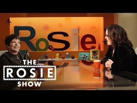 Liza Minnelli's Friendship with Mia Farrow | The Rosie Show | Oprah Winfrey Network
