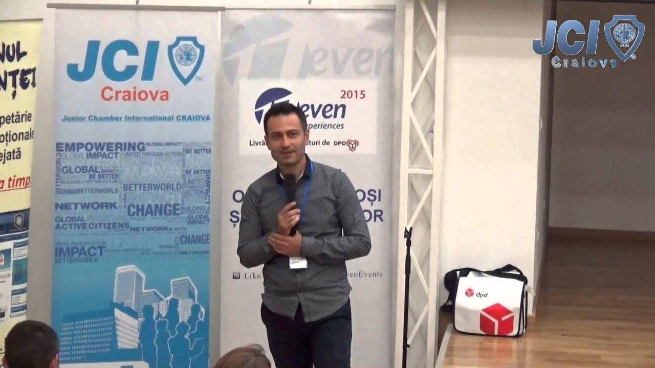 Ovidiu Neamtu   De ce 11ven - Eleven Experience Craiova 2015