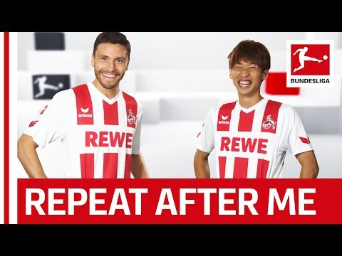 Osako Teaching Hector Japanese - Repeat After Me Challenge