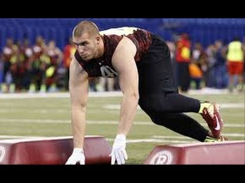 Indianapolis Colts Select Bjoern Werner with 24th Overall Pick in 2013 NFL Draft