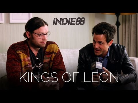 Kings of Leon Discuss New Album 'Walls'