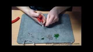 Sieraden maken - DIY Project 8: Een sieraden setje maken Thumbnail
