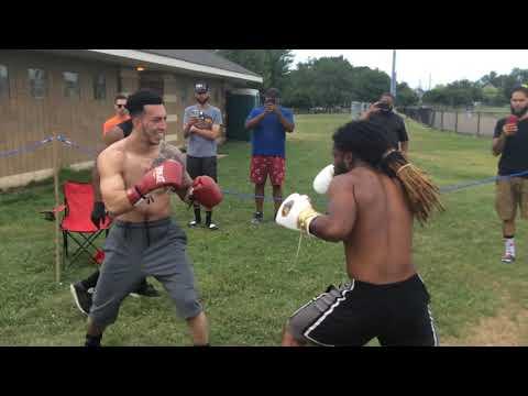 Sean Muscatello vs AJ Hatch