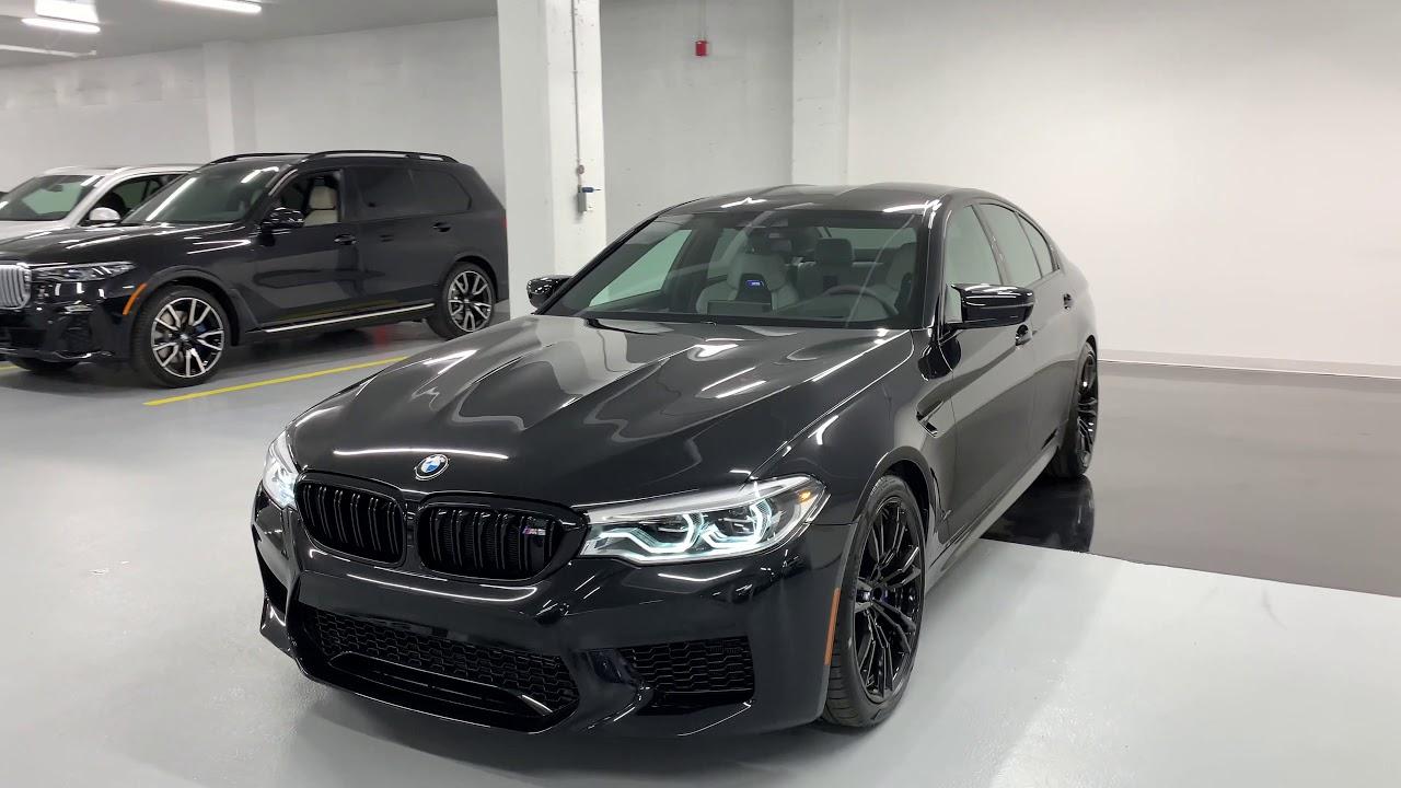 2019 BMW M5 Competition - Revs + Walkaround