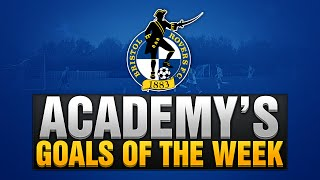 GOALS: Academy Goals of the Week