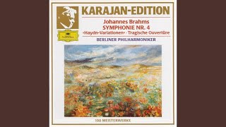 Brahms: Variations on a Theme by Haydn, Op.56a - Variation VI: Vivace
