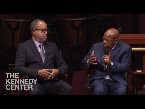 Selma Discussion with Congressman John Lewis and Ava DuVernay